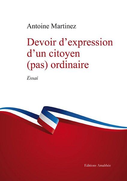 Devoir d'expression d'un citoyen (pas) ordinaire (octobre 2016)