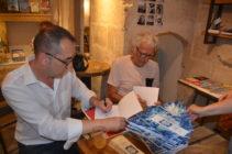Patrick Rousseau et David Moreau