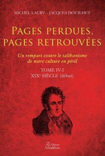 Pages perdues - Pages retrouvées - Tome 4-1