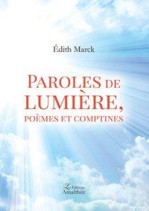 Paroles de lumière, poèmes et comptines