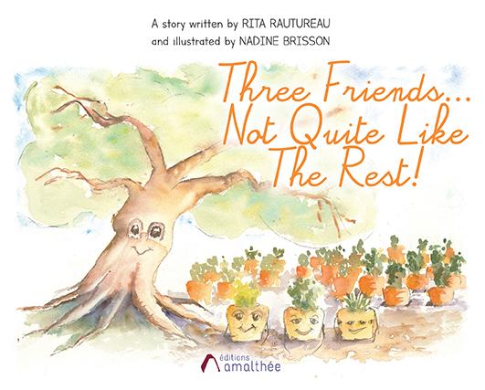 Le 8 décembre 2019 – Trois amies… pas tout à fait comme les autres ! par Rita Rautureau & Nadine Brisson