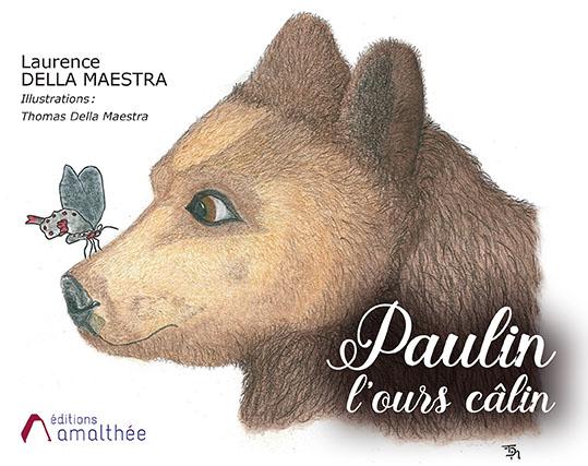 18/11/2020 – Paulin l'ours câlin par Laurence Della Maestra
